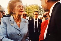 Margaret Thatcher PM UK